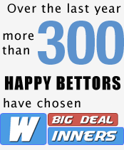 Over 300 customers joined BigDealWinners last year